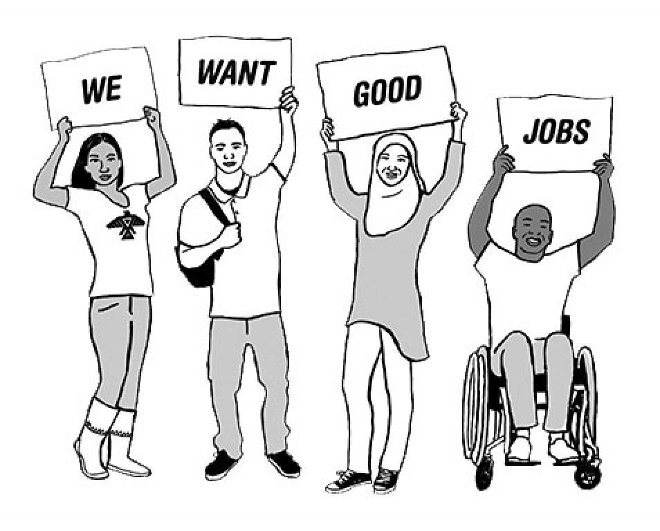 GOOD JOBS FOR ALL